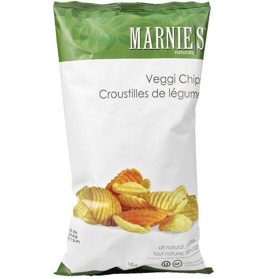 Marnie's Veggi Chips - 140g