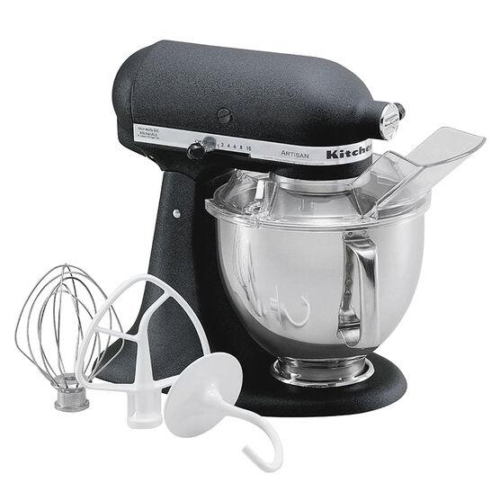 KitchenAid Artisan Series 5 quart Stand Mixer - Imperial Black - KSM150PSBK