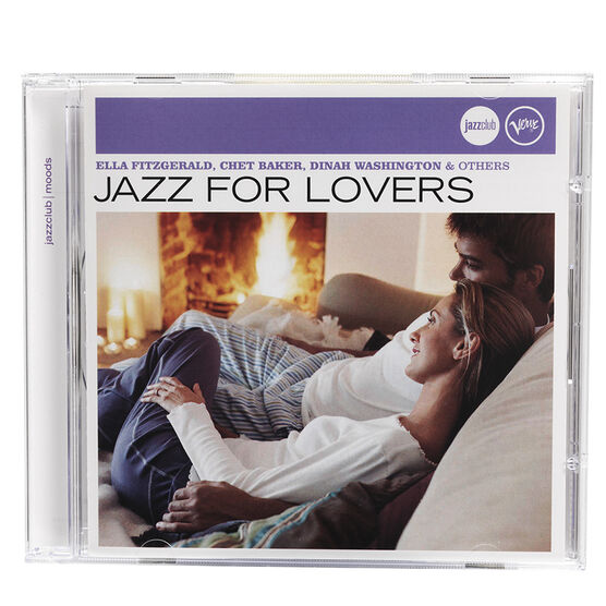 Various Artists - Jazz for Lovers - CD