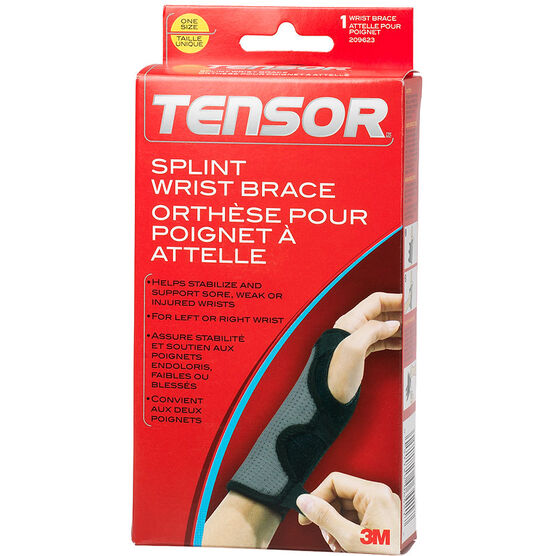 Tensor Wrist Support - One Size