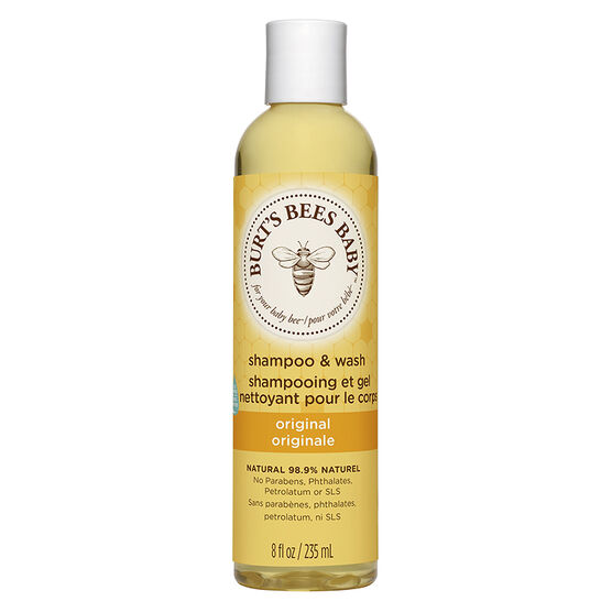 Burt's Bees Baby Bee Shampoo & Wash - 236ml