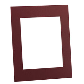 Tempo 11x14 Mat Frame - Maroon