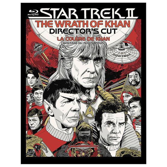 Star Trek II: The Wrath of Khan - Blu-ray
