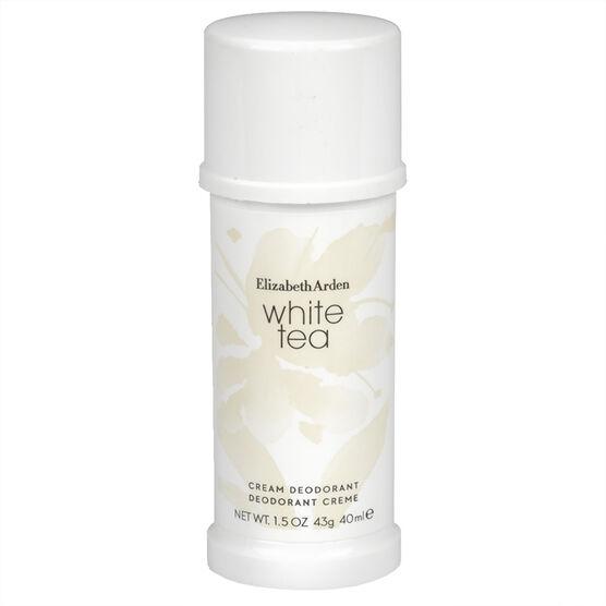 Elizabeth Arden White Tea Cream Deodorant - 40ml