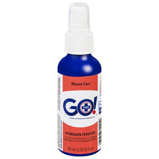 PSP GO Hydrogen Peroxide - 100ml
