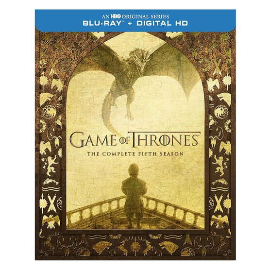 Game of Thrones: The Complete 5th Season - Blu-ray