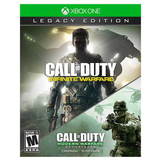Xbox One Call of Duty Infinite Warfare Legacy Edition