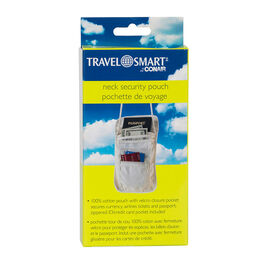 Travel Smart Neck Security Pouch