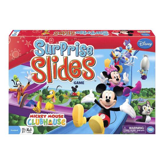 Disney Surprise Slides Game