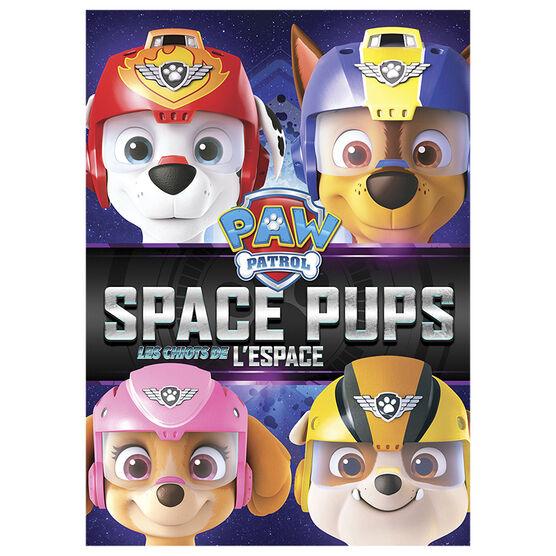 PAW Patrol: Space Pups - DVD