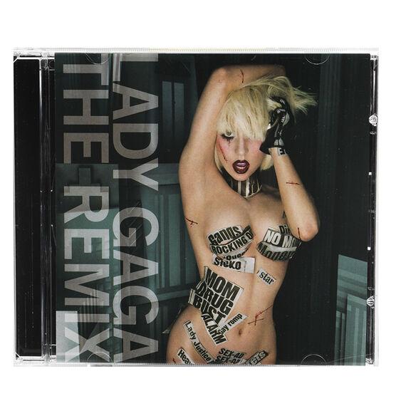 Lady Gaga - The Remix - CD