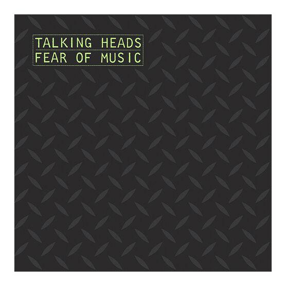 Talking Heads - Fear of Music - Vinyl