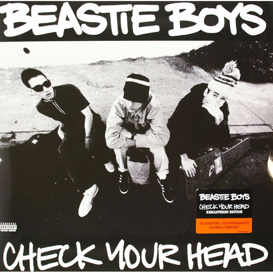 Beastie Boys - Check Your Head (Remastered) - 180g Vinyl