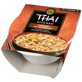 Thai Kitchen Rice Noodle Soup Bowl - Mushroom - 68g