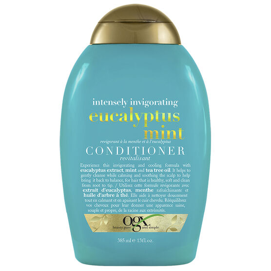 OGX Intensely Invigorating Eucalyptus Mint Conditioner - 385ml