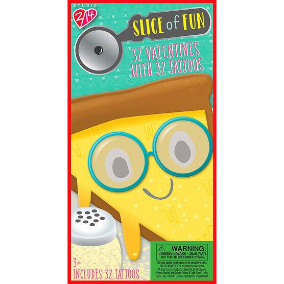 Slice of Fun Tattoo Valentines - 32s - 4161730