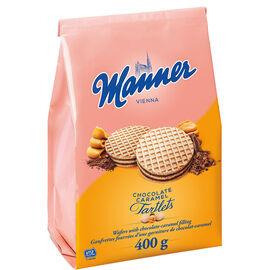 Manner Chocolate Caramel Tartlet - 400g