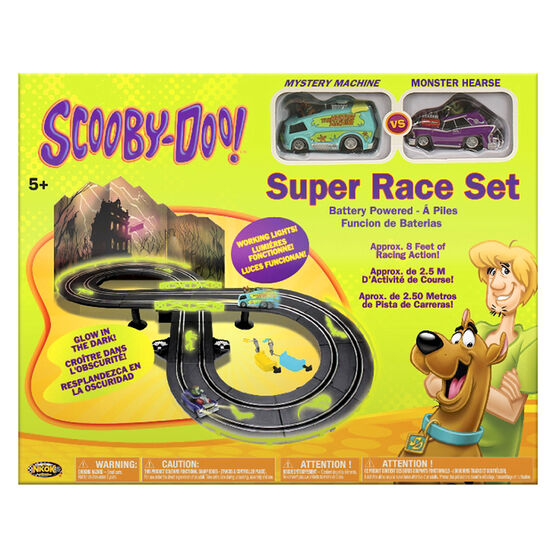 Scooby-Doo Super Race Set