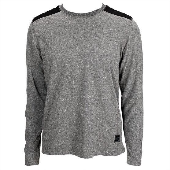 Burnside Long Sleeve Knit Top - Men's - S-2XL
