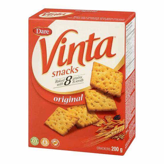 Dare Vinta Snacks - Original - 200g