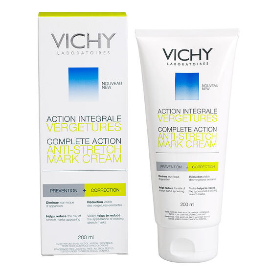 Vichy Complete Action Anti-Stretch Mark Cream - 200ml