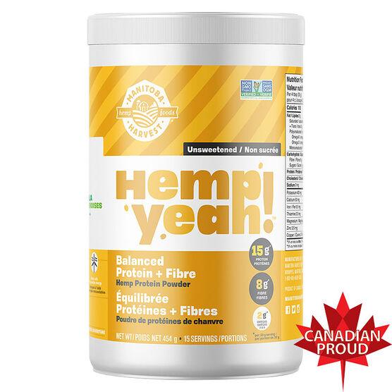 Manitoba Harvest Hemp Pro 50 Powder - 454g