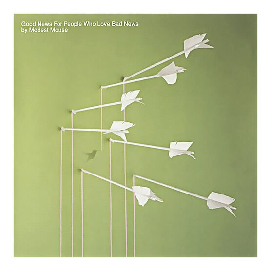 Modest Mouse - Good News for People Who Love Bad News - Vinyl