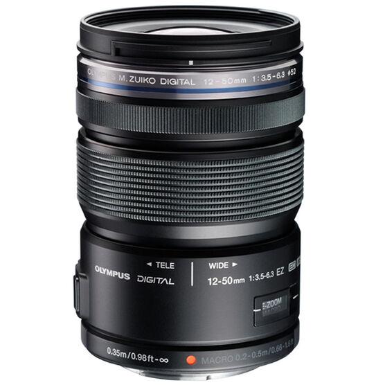 Olympus M.Zuiko ED 12-50mm f3.5-6.3 EZ - Black - V314040BU000
