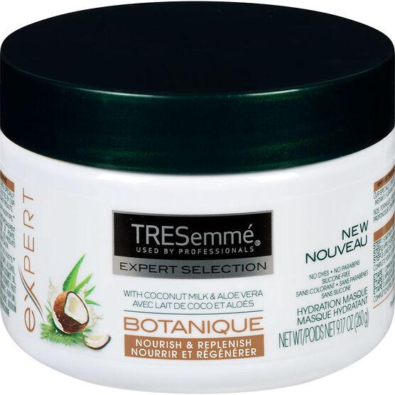 TRESemme Botanique Nourish & Replenish Hydration Masque - 260g