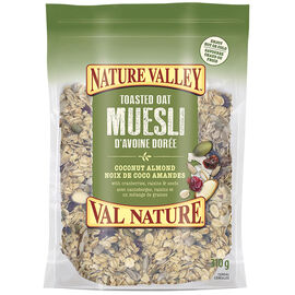 Nature Valley Toasted Oat Muesli Cereal - Coconut Almond - 310g