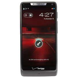 Motorola Droid RAZR XT907 Unlocked Smartphone - Factory Reconditioned - MOTXT907GEN