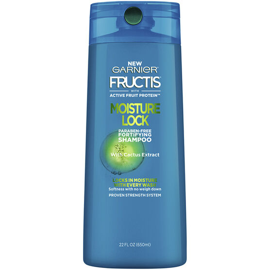 Garnier Fructis Moisture Lock Conditioner - Dry to Normal - 650ml