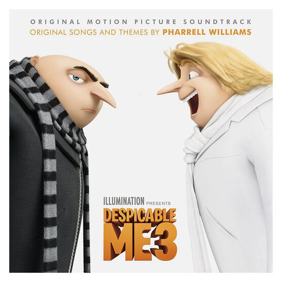 Soundtrack - Despicable Me 3 - CD