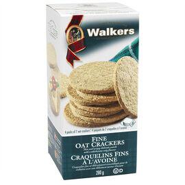 Walkers Fine Oat Crackers - 280g