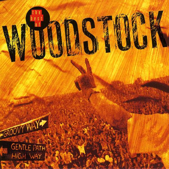 Various Artists - Best of Woodstock - CD