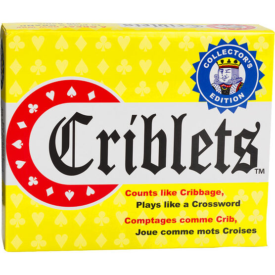 Collector's Edition Criblets Game