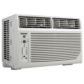 Danby 6000 BTU Window Air Conditioner - White - DAC060BBCWD