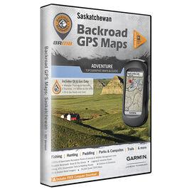 Backroad GPS Maps - Saskatchewan - 02331