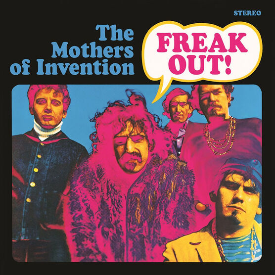 The Mothers of Invention - Freak Out - Vinyl
