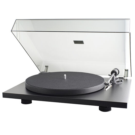 Pro-Ject Turntable with Built-in Pre-amp and USB-out - Black - PJ65188756