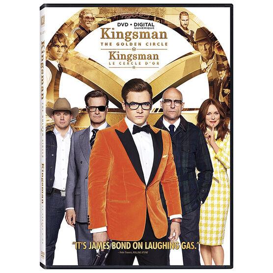 Kingsman The Golden Circle - DVD