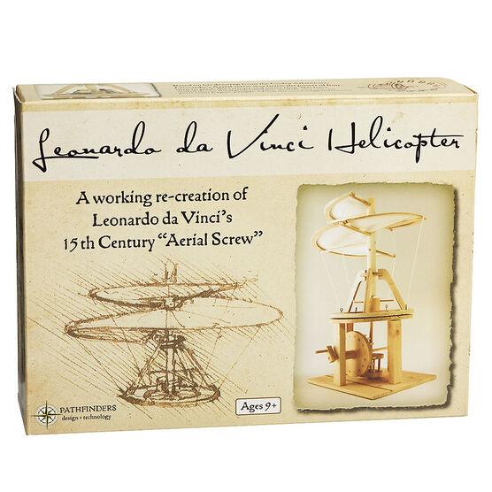 Pathfinders Leonardo da Vinci Helicopter Kit