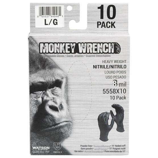 Watson Monkey Wrench Gloves - Black - Large