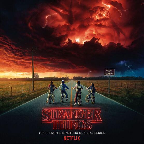 Soundtrack - Stranger Things - CD