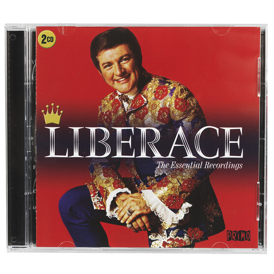Liberace - The Essential Recordings - 2 CD