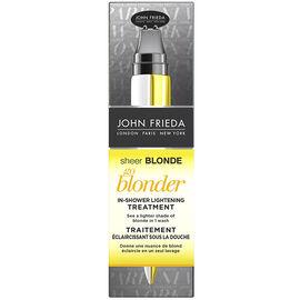John Frieda Sheer Blonde Go Blonder In Shower Lightening Treatment - 34ml