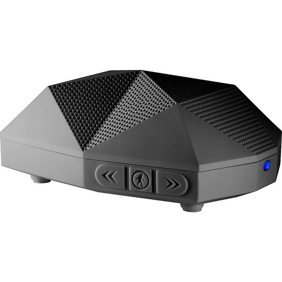 Outdoor Tech Turtle Shell Speaker V2.0 - Black - OT1800B