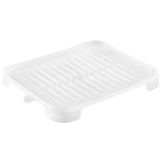 InterDesign Plastic Drain Board - White