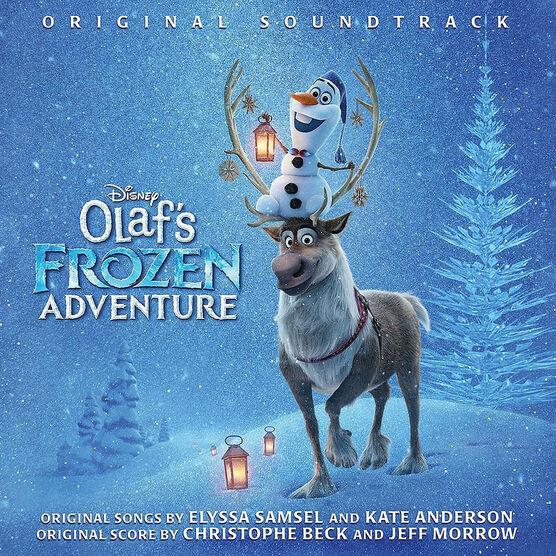 Soundtrack - Olaf's Frozen Adventure - CD