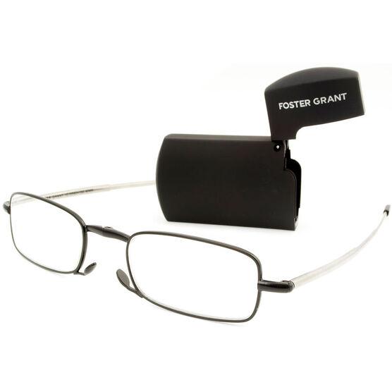 Foster Grant Gideon Men's Reading Glasses - 2.00